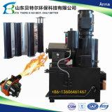 150Kgs incinerador de resíduos, incinerador de resíduos médicos, incinerador de resíduos hospitalares