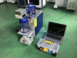 Нержавеющая машина маркировки лазера волокна CNC металла углерода для сбывания