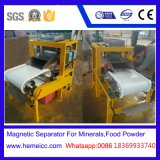 Separador magnético de intensidad alta seco del rodillo para el mineral no-metálico Products150I