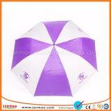 Alla moda divulg gli ombrelli resistenti all'uso di golf di alta qualità