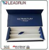 Деревянные упаковки подарок пальчикового типа Pen окно дисплея бумаги пластиковой упаковки в коробки перьев окно дисплея (Ys12)