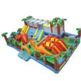 Broad Outdoor Inflatable Playground PVC Tarpaulin (SP-028)