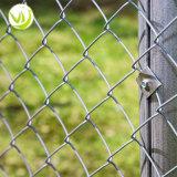Rete metallica rivestita galvanizzata della rete fissa del bordo del giardino del PVC di recinzione di obbligazione