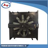 H12V190-1740/(z) Td8d Jichai 시리즈에 의하여 주문을 받아서 만들어지는 알루미늄 물 냉각 방열기