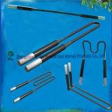 La mayoría del tipo aclamado elementos de Rod de calefacción de Mosi2