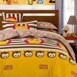 Preiswerter Preis-bester Entwurf gedruckter Baumwollbett-Deckel