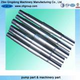 ステンレス鋼または炭素鋼の遠心水ポンプシャフト