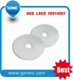 CD-R stampabili dello spazio in bianco bianco del getto di inchiostro del campione libero 52X 700MB