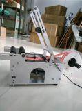 De halfautomatische Ronde Machine van de Etikettering van de Fles