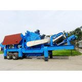 De Installatie van de Machine van de Stenen Maalmachine van de Lage Prijs van Yifan