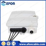 Boîte à bornes à fibre optique FTTH mini PLC Splitter (FDB-04B)