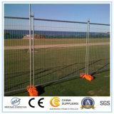Гальванизированная австралийцем временно панель загородки ярда сваренной сетки