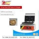 Fabricante de la galleta de /Electric de la maquinaria del panadero de la galleta de la historieta para el anuncio publicitario con acero inoxidable