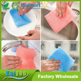50PCS Multipurpose Fabric Nonstick Wiping Rags Cloth Kitchen Dish Cloth