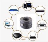 Кабель сети SFTP 24AWG Cat5e, удваивает защищаемый провод 1000FT большого части локальных сетей кабеля LAN