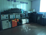 30kw ZonneOmschakelaar 220VAC/380VAC in drie stadia met het Ingebouwde Controlemechanisme van de Last