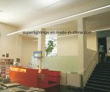 세륨을%s 가진 중단된 LED 선형 중계 빛 시스템