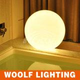 Luz impermeável da esfera do diodo emissor de luz/iluminação luminosa da decoração Lighting/LED