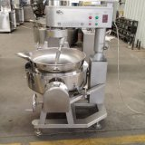 Aquecimento de gás automático do aço inoxidável que cozinha a máquina do misturador