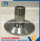 Roestvrij staal die de Mannelijke Verbindingen van de Koppeling van de Metalen kap inpassen