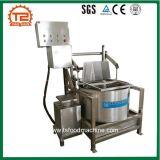 Ligne de cuisson des aliments Les croustilles Deoiling machine centrifuge