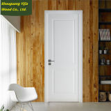 European Style White Color Interior Wood Door Shandong Factory