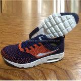 Самая лучшая тапка ботинок гимнастики ботинок спортов людей высокого качества сбывания (D08)