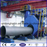 Stahlrohr-innere Wand-u. äußere Wand-Granaliengebläse-Maschine