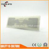Modifica di frequenza ultraelevata RFID della gomma piuma di Impinj Dogbone per sincronizzazione di sport e l'inseguimento del bene