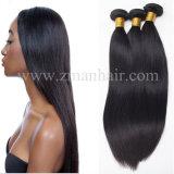 絹のまっすぐな質の使用友好的な実質の人間の毛髪の織り方