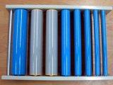 Compactador de transporte de PVC leve, rolo de plástico