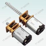 Alto torque de 12V DC de baixa rpm do motor de engrenagem para o Accionador de trancamento de porta