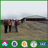 Het Huis van het Gevogelte van het staal/het Huis van de Kip met Automatische Apparatuur (xgz-A060)