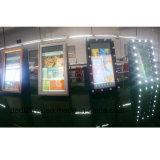 47inch de interactieve Cabine van de Foto van de Spiegel van het Scherm van de Aanraking Slimme Magische