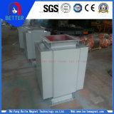 Separador magnético del hierro permanente de la tubería de la capacidad del OEM 100t/H para el sector de la construcción (RCYF-100)