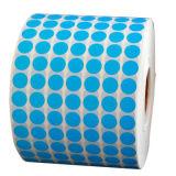 Het Etiket van de Kleurendruk kleurt het Afgedrukte Etiket van de Sticker van het Huisdier van de Kleuren van het Glas van de Sticker van het Document Etiket
