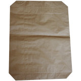Мешок крафт-бумаги или химических материалов мешок цемента для внесения удобрений
