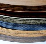 PVC en bois lustré élevé de modèle des graines décoratif