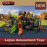 Спортивная площадка тренировки благосклонности прочных малышей напольная пластичная (X1507-6)