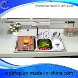 De Automaat van de Zeep van de Toebehoren van de keuken/van de Badkamers met de Prijs van de Fabriek