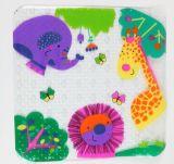 Plástico de PVC impreso a los niños Los niños bebé niño lindo Anime Dibujos animados de cuarto de baño ducha bañera Bañera Bañera Alfombrillas para Niños Los niños bebé niño