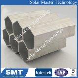 6063/6061/6005 tous les types de profil aluminium extrudé, Aluminu Extrusion