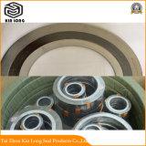 Guarnizione della ferita di spirale della grafite di assicurazione di Gasketquality della ferita di spirale della grafite del metallo con l'anello interno e Quaility