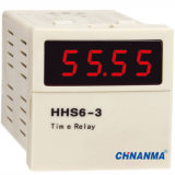 Visor digital de contagem cumulativo do Relé de tempo (HHS2-5 (JS48S-44L))