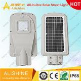 LED extérieur intégré Rue lumière solaire de jardin avec le capteur de mouvement