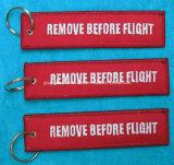Aangepast verwijder vóór de Levering voor doorverkoop van Keychain van de Vlucht