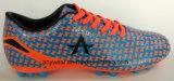 フットボールは起動する屋外のサッカーの靴(817-173S)を