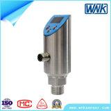 Transmissor de temperatura industrial com função de comutação, 2 PNP + 4 ~ 20mA + Saída Modbus
