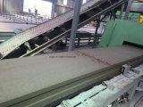 Mur de ciment de bord faire de la ligne de production