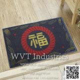 PVC Non-Slip ecológica en el interior al aire libre felpudo China Proveedor de oro